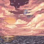 "@venturebit on Instagram: ""Art by @erien.strf🔥It's Amazing!❤️ #nature #space #sun #moon #light #love #life #sea #water #home #digitalart #illustration #motion…"""