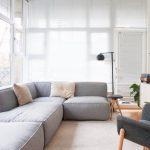 A Modular Sofa for Our Small Space — 600sqftandababy - https://pickndecor.com/interior