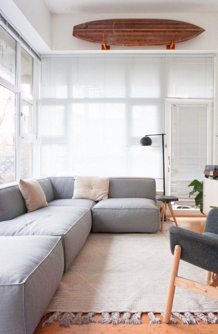 A Modular Sofa for Our Small Space — 600sqftandababy – https://pickndecor.com/interior