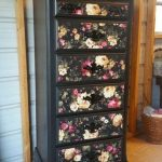 AVAILABLE Painted Vintage Lingerie Chest by CottonwoodRanch - achat lingerie, li...