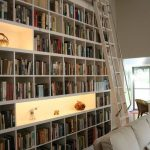 Adorable Ikea Billy Bookcases Ideas 04