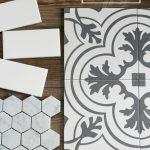 Affordable bathroom tile designs - Christinas Adventures