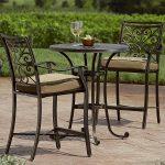 Agio International AAS-14409-01915 -  Fair Oaks 3pc Balcony Height Bistro Set