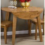 Alcott Hill Antrim Drop Leaf Solid Wood Dining Table | Wayfair