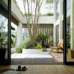 Amazing Artistic Tree Inside House Interior Design 18 - Rockindeco