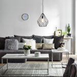 Anthrazit, Grau oder Silber verleihen dem Raum nordischen Charme und lassen sich...