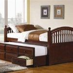Arch Captains Trundle Bed Cappuccino | Bedroom Furniture, Beds