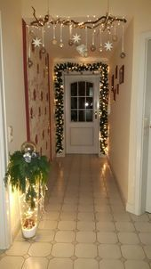 Are you looking for original Christmas decorations for the house? Hang it on the…