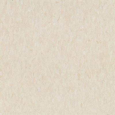 Armstrong Take Home Sample – Imperial Texture VCT Antique White Standard Excelon Commercial Vinyl Tile – 6 in. x 6 in.-AR-599880 – The Home Depot