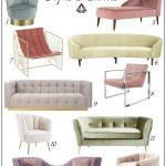 Art deco sillas y sofás en madurar los pasteles son mis favoritos absolutos! En...