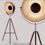 Außergewöhnlich Schicke Stativ-Stehlampen von Made
