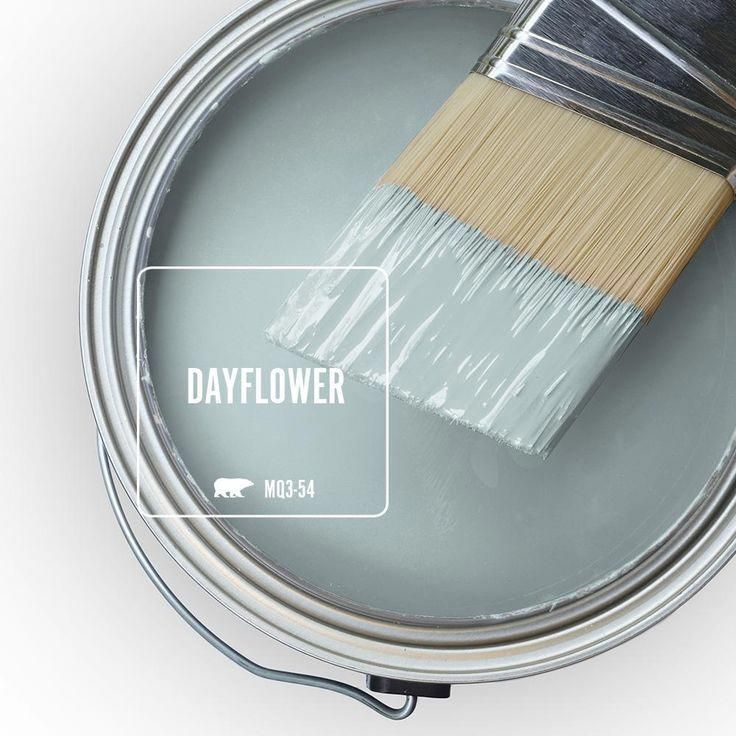 BEHR MARQUEE 8 oz. #MQ3-54 Dayflower One-Coat Hide Semi-Gloss Enamel Interior/Exterior Paint and Primer in One Sample-MQ33016 – The Home Depot