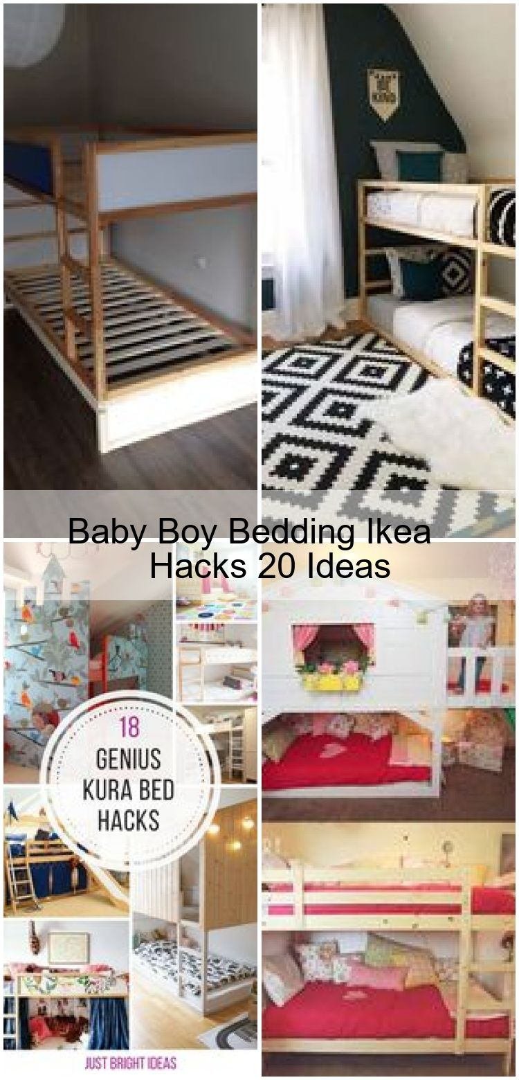 Baby Boy Bettwäsche Ikea Hacks 20 Ideen