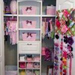 Baby Girl Beedrom Ideas Kleine Räume Closet Organization 29 Ideas #baby #babyro...