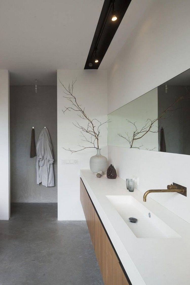 Badezimmer Deckenleuchte – 53 Beispiele und Planungstipps – Neueste Dekoration