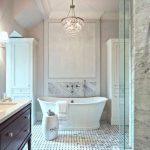 Badezimmer Kronleuchter Kristall -