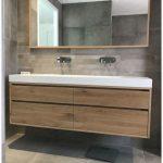 Badezimmermöbel Doppelwaschbecken - Maek Furniture - - ...