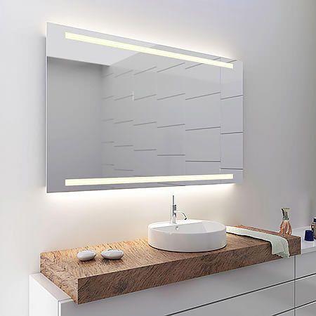 Badezimmerspiegel beleuchtet Young V