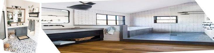 Badzubehör-Sets | Badetücher und Zubehör | Blaues und grünes Badezimmer #des…