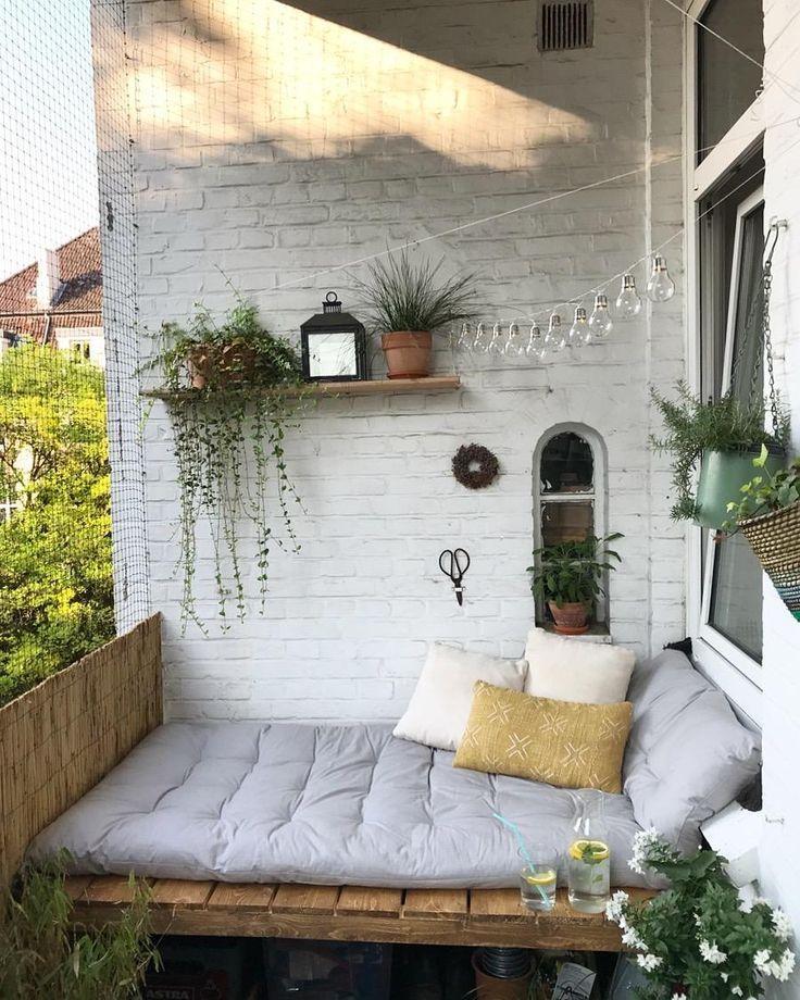 Balkonliebe #summer #balkon #bohemian – https://bingefashion.com/haus