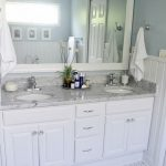 Bathroom Makeover Reveal - Beneath My Heart