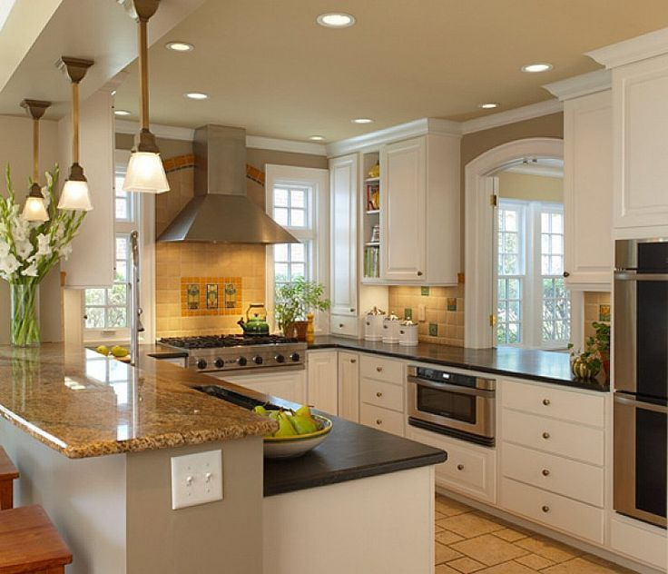 Beautiful Kitchen Complements Your House