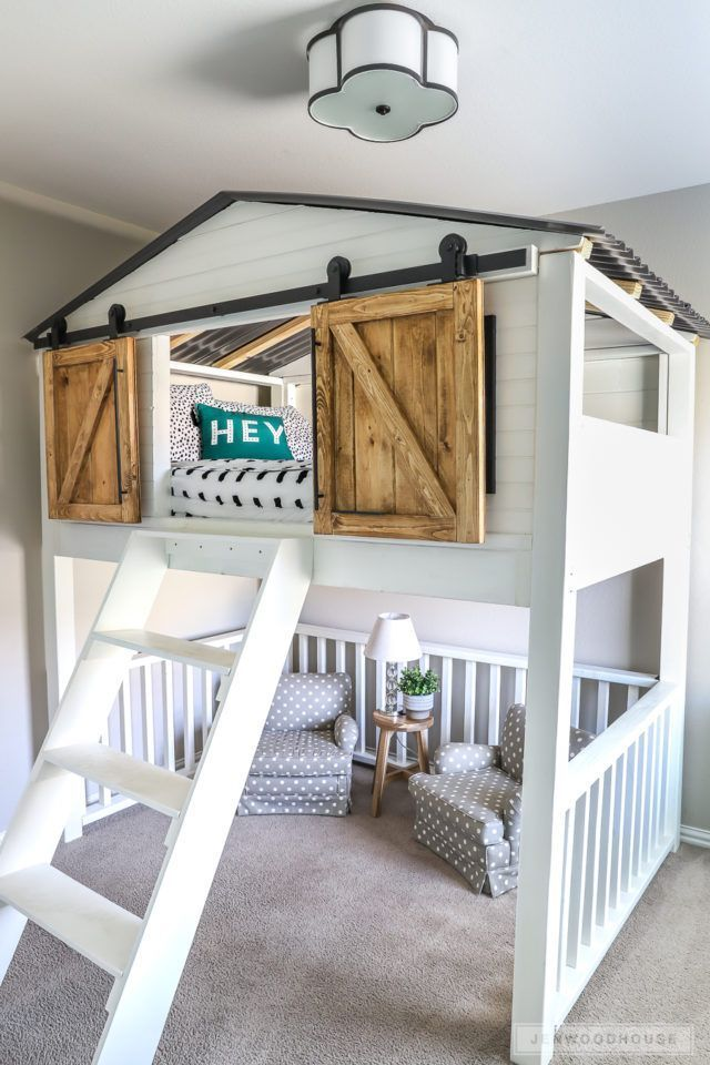 Bedroom Design Ideas With Barn Door | Home Design, Garden & Architecture Blog Ma… – Home Design