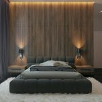 Bedroom interior design, style – modern