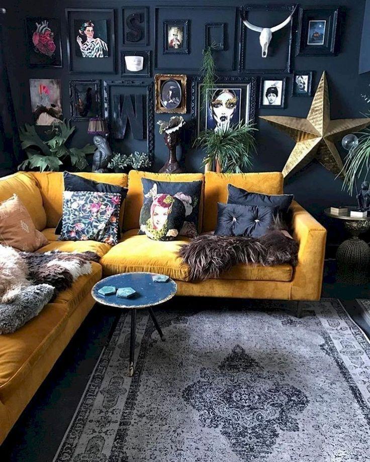 Belles idées de salon – medodeal.com/maison