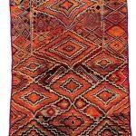 Beni Saddène - Galerie RUMI - Sammlung Adam | Ausstellung marokkanische Teppich...