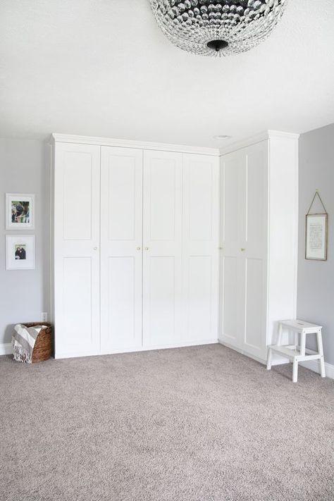 Best Ways to Use IKEA's ALGOT, BESTA, & PAX Storage Systems