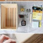 Best diy bookshelf easy wooden crates 38 ideas -  Best diy bookshelf easy wooden...