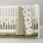 Beste Baby Boy Nursery Themes Jungle Crib Bettwäsche-Sets Geschlecht Neutral 49...