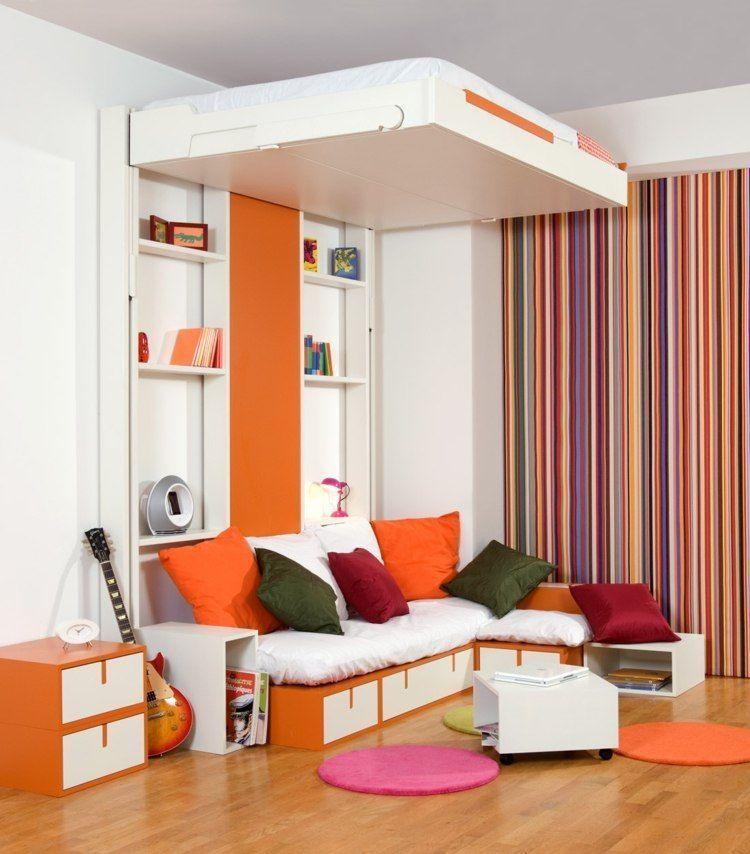 Betten für kleine Räume
