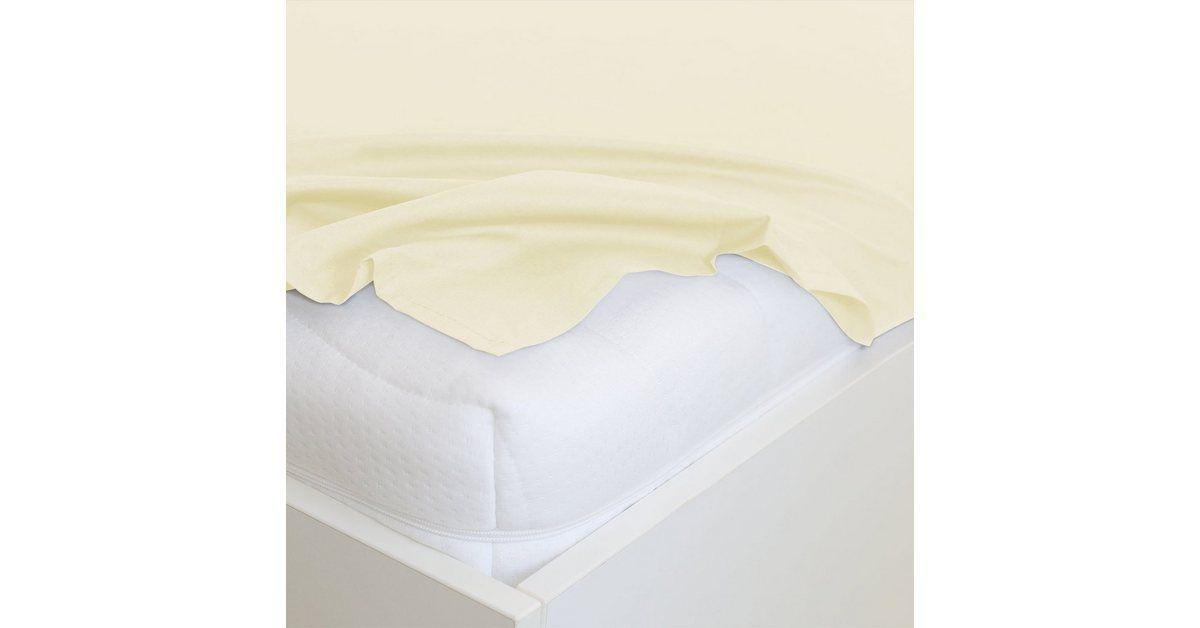 Bettlaken »Edel Linon Tuch«, TRAUMSCHLAF kaufen | OTTO