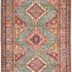 Blue 5′ 9 x 8′ 8 Kazak Oriental Rug | eSaleRugs - pickndecor/home