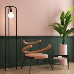 #BluePaintedFurnitureDecor - Furniture Design Scandinavian Black White - Modern ...