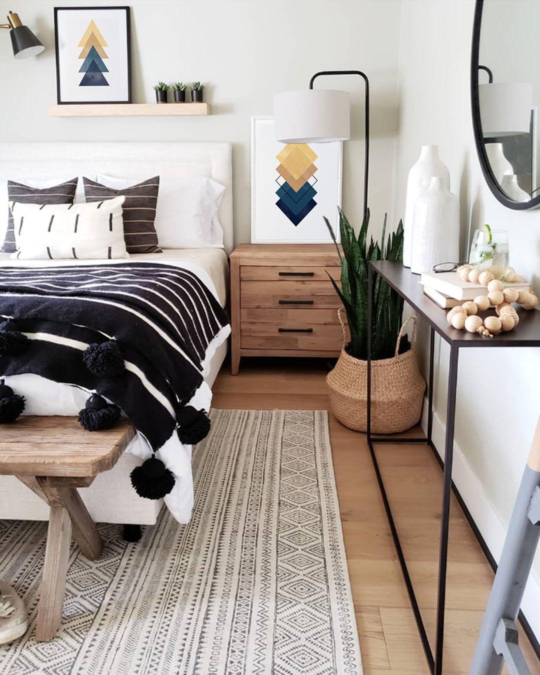Blue&Yellow Geometric Art Print, Geometry Art, Minimalism , Abstract Poster, Set of Three Prints, Set 3 Prints, Bedroom Wall Art, Above Bed