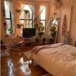 Böhmische Art-Ideen für Schlafzimmer-Dekor - Home Design