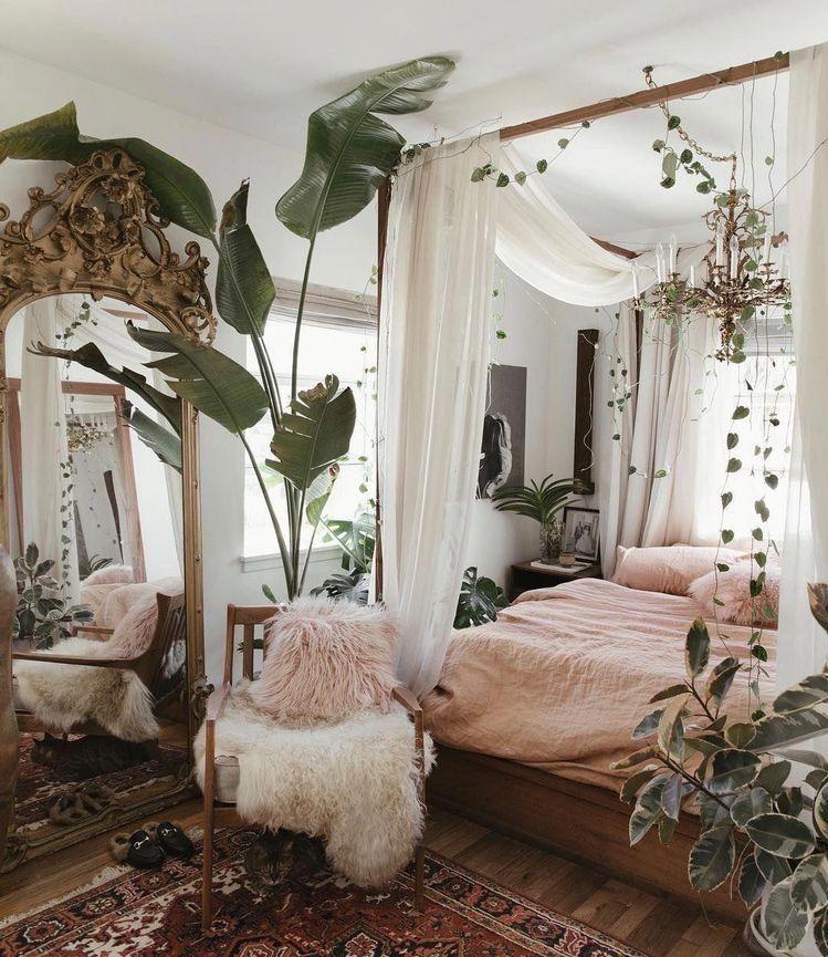 Bohemian Bedroom Of Your Dreams