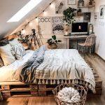 Bohemian Style Ideas For Bedroom Decor #bohemianbedroom