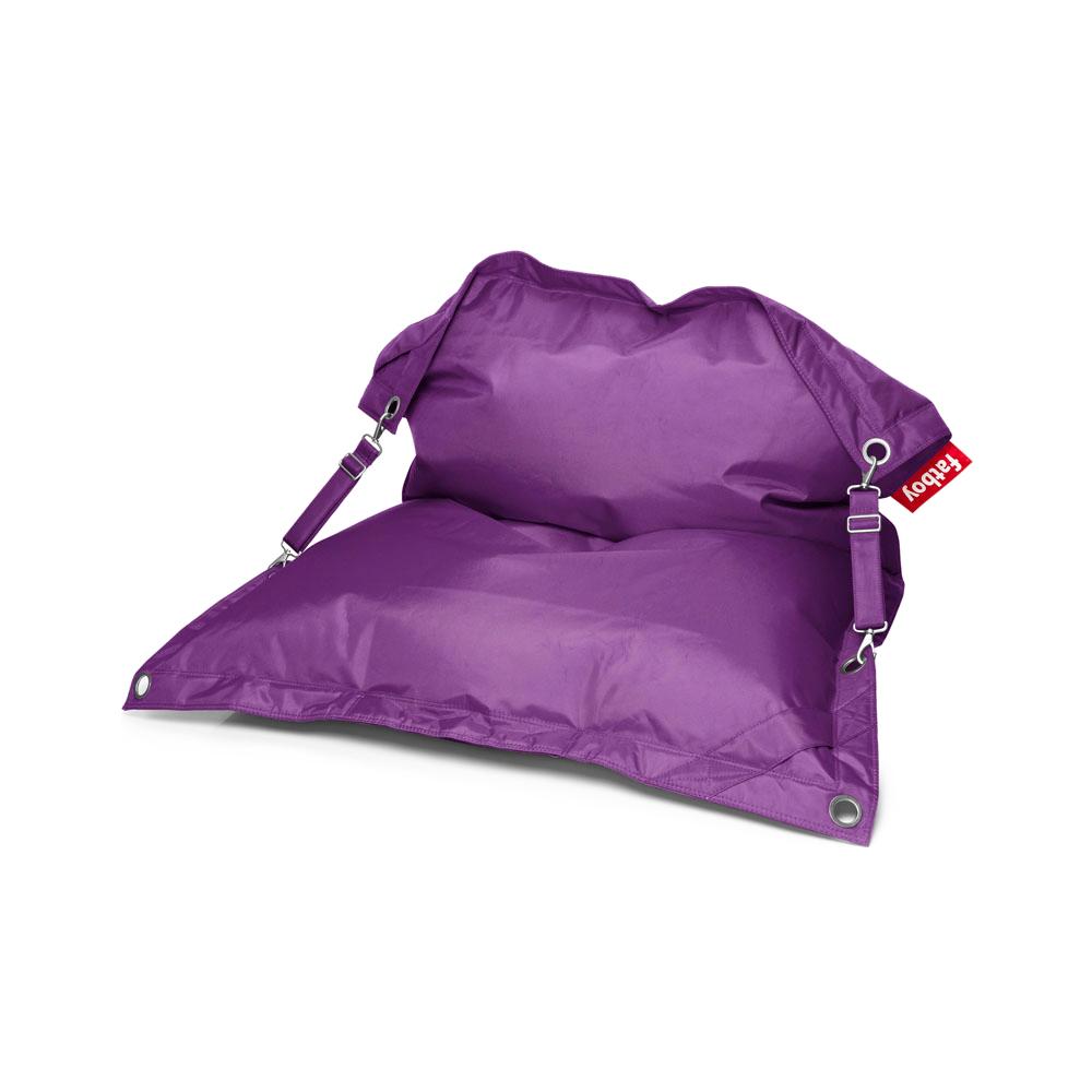 Buggle-Up Bean Bag Lounger, Purple