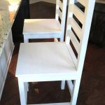 Build these counter-height bar stools! FREE plans at buildsomething.com