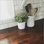 Butcher Block Countertops, Part I