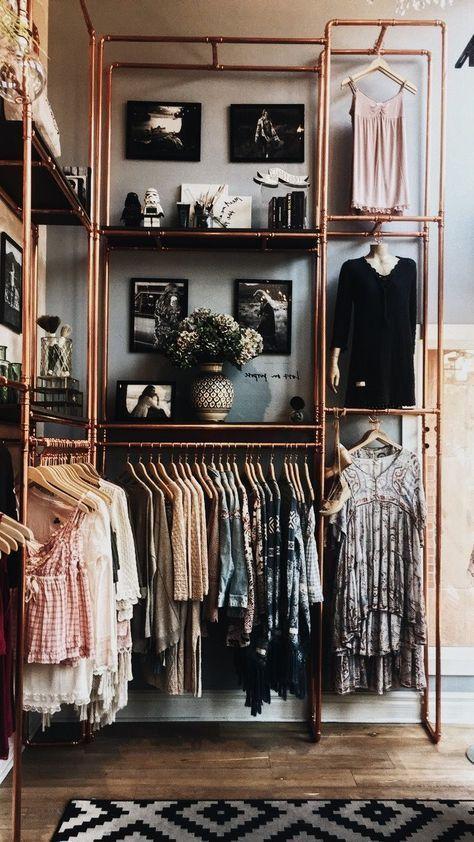 Bygg själv en garderob – idéer och instruktioner för dig som känner för det – https://bingefashion.com/hem