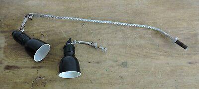 CHRISTIAN DELL BÜNTE & Remmler GOETHE LAMPE Bauhaus Schreibtischlampe Lamp 1930…
