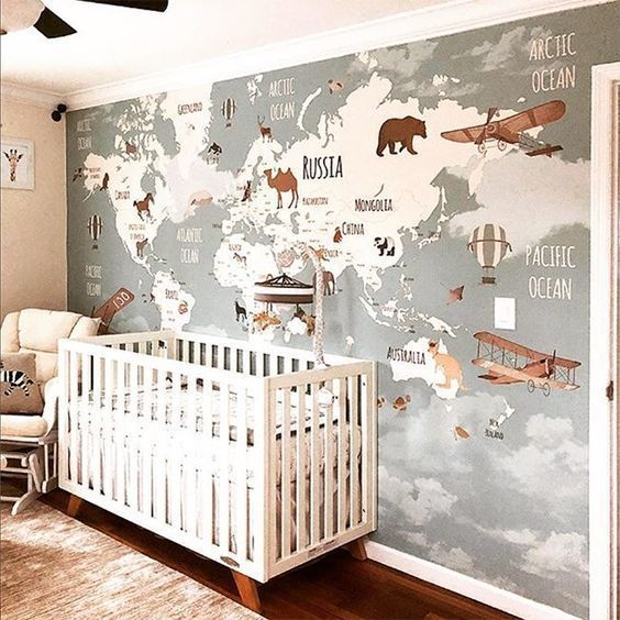 COLORFUL, CREATIVE, AND UNDENIABLY COOL KIDS ROOM – pickndecor.com/design