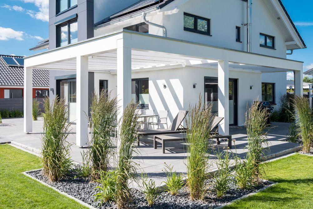 Carport, Vordach, Terrasse oder Gartenhaus – Contract-Vario #sonnenschutzterrass…