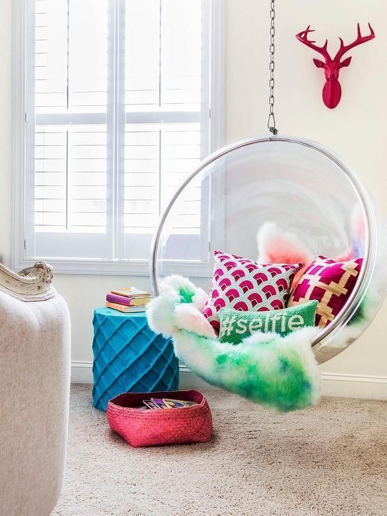 Chairs for teen bedroom – DIY Crafts