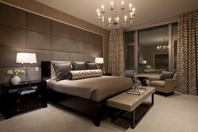 Chambre à coucher: 25 idées sympas pour aménager espace